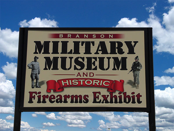 Branson Military Museum & Historic Firearms Exhibit